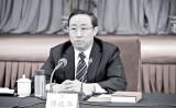 中国当局は10月2日、傅政華・前司法相を重大な規律違反で調査していると発表した(大紀元資料室)