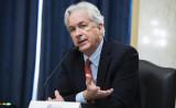 2021年2月24日、ワシントンで行われた上院特別情報委員会の公聴会で証言するウィリアム・バーンズ氏 (Tom Williams-Pool/Getty Images)