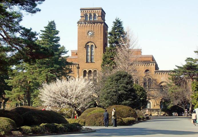 東京・一橋大学 (Photo credit should read YOSHIKAZU TSUNO/AFP via Getty Images)