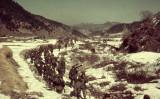 1950年、朝鮮戦争中の在韓米軍(Photo by MPI/Getty Images)