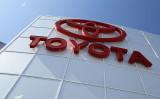 トヨタ自動車は2030年まで、米国国内で電動車の販売台数を全新車の7割に達成するという目標を掲げている。(Photo by Justin Sullivan/Getty Images)
