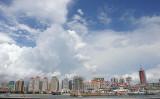 中国における大規模な電力制限は、中国進出の日系企業にも波及している。山東省内の日本企業56社から申し立てた意見をまとめた書簡を省側に提出した。 (Photo credit should read DON EMMERT/AFP via Getty Images)